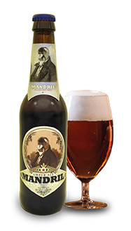 Mandril Beer Amber Ale