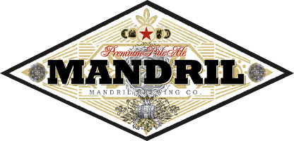 Logo Mandril Beer Premium Craft Beer