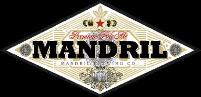 Logo Mandril Beer Premium Craft Beer