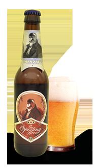 Mandril Beer Sporting