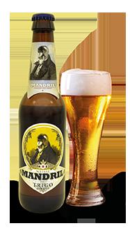 Mandril Beer Weisse
