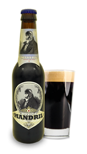 Mandril Beer Black Stout