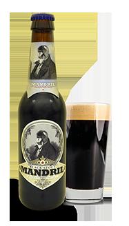 Mandril Beer Black Stout